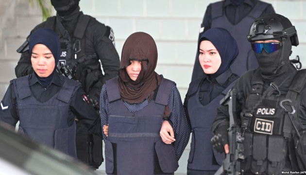 Вторую обвиняемую в убийстве брата Ким Чен Ына освободили из-под стражи