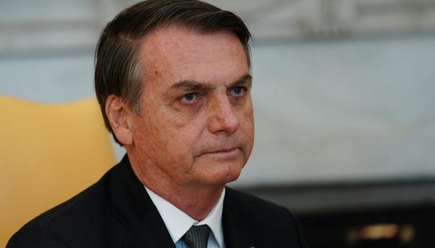 Президент Бразилії відмовився їхати до Нью-Йорка за премією