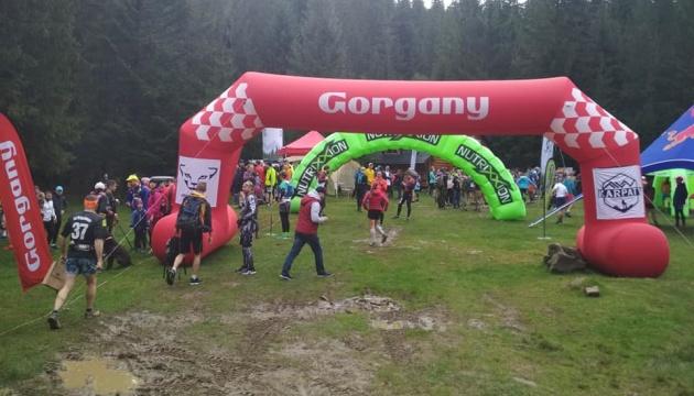 У Карпатах стартував гірський марафон