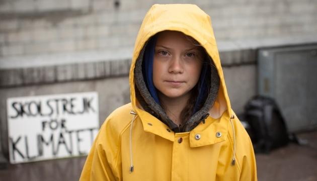 Голос покоління: 16-річна шведська екоактивістка випускає книгу