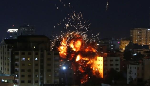 Офіс агентства Anadolu в секторі Газа потрапив під обстріл
