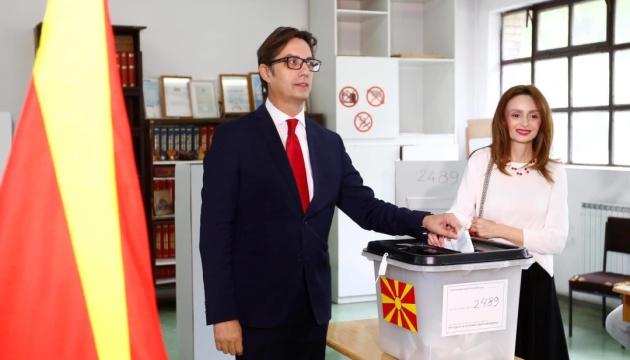 Пендаровські розповів про перші кроки на посаді президента Північної Македонії