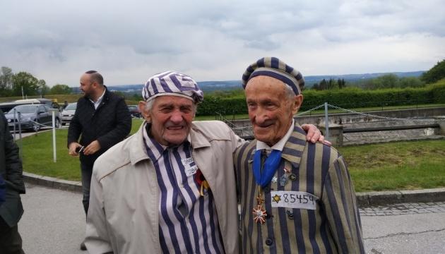 En Autriche, commémoration des victimes du camp de concentration de Mauthausen  ( photos, vidéo)
