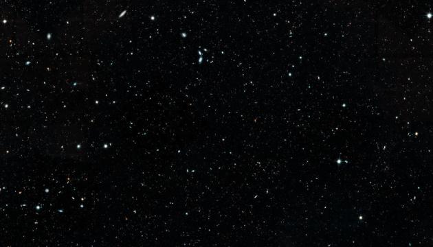 NASA показала самое детальное изображение Вселенной