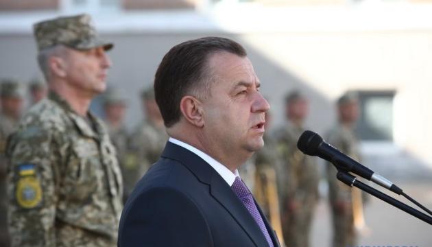 Полторак залишатиметься міністром оборони до рішення Ради