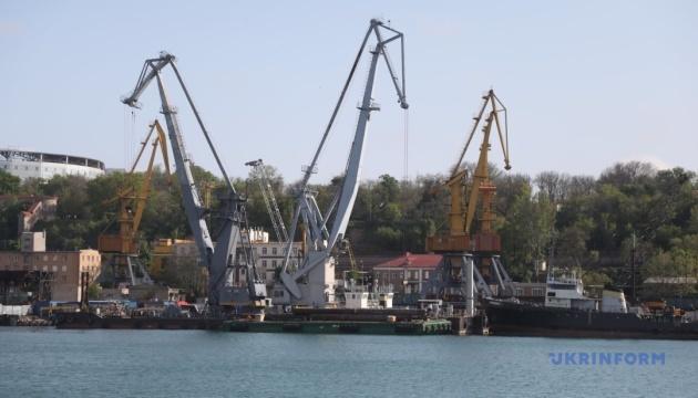 Морские порты Украины на 13% увеличили перевалку грузов - АМПУ