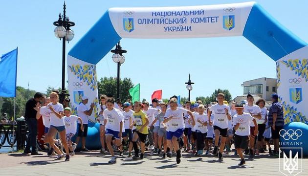 Олімпійський день-2019 на Оболоні подарує учасникам насичену бігову програму