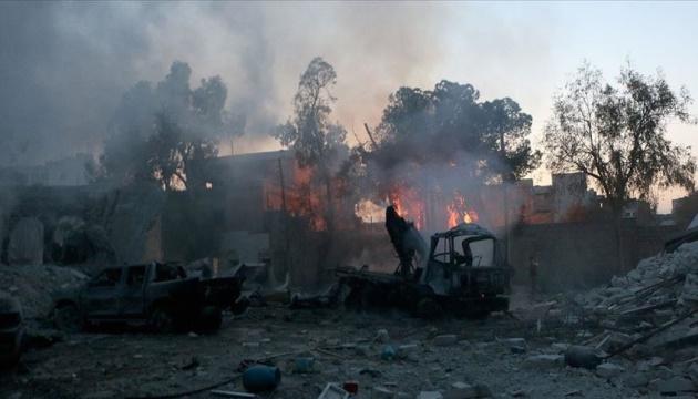 Евросоюз осудил террористическую атаку в сирийском Африне