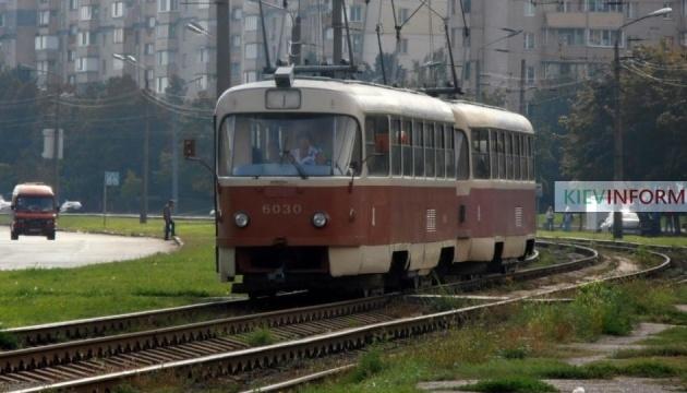 Швидкісний трамвай №1 не курсуватиме дві ночі