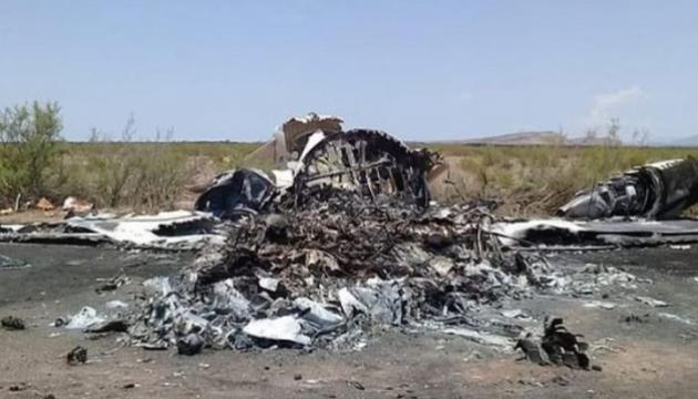 В Мексике разбился пассажирский самолет, 14 погибших
