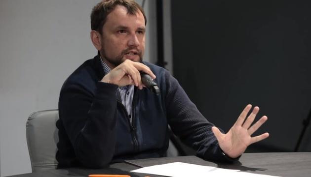 Дії Єрмака та Кучми у Мінську: В'ятрович каже, що суд відхилив його скаргу на ДБР