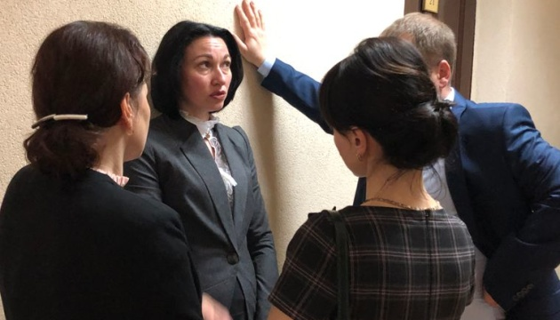 Вищий антикорупційний суд очолила Олена Танасевич