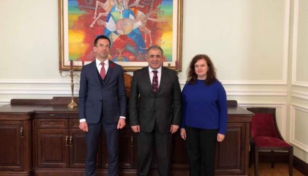 Посол Палестини завершив дипмісію в Україні
