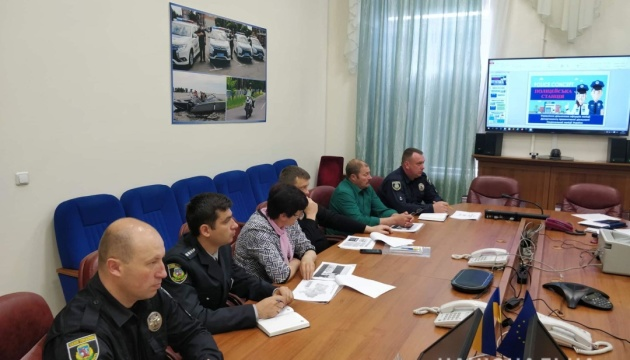 На Київщині стартував проект «Поліцейський офіцер громади»