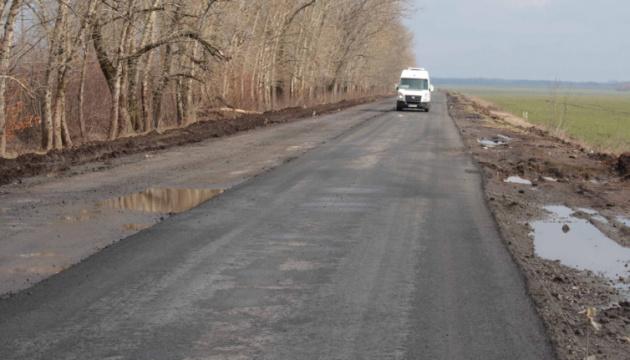 На Луганщині будують дорогу між Олексіївкою та Зоринівкою