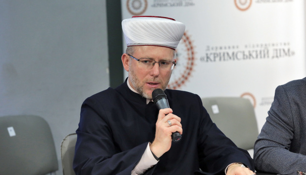 Распад России может начаться из-за давления на мусульман - муфтий