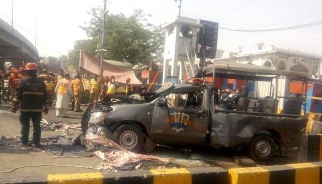 У Пакистані стався вибух у храмі: восьмеро загиблих, десятки поранених