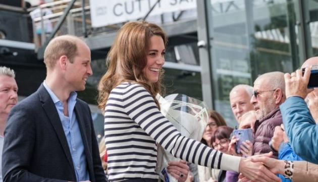 Принц Вільям і Кейт Міддлтон завели YouTube-канал