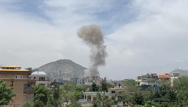 У Кабулі стався вибух, є постраждалі