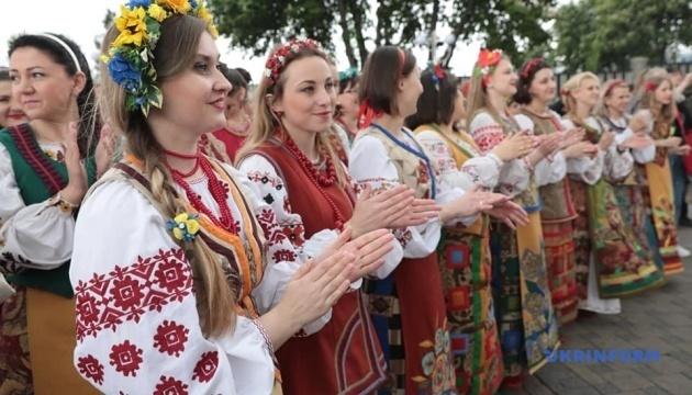 La chorale républicaine ukrainienne NOW Credo part en tournée en Europe et en Amérique