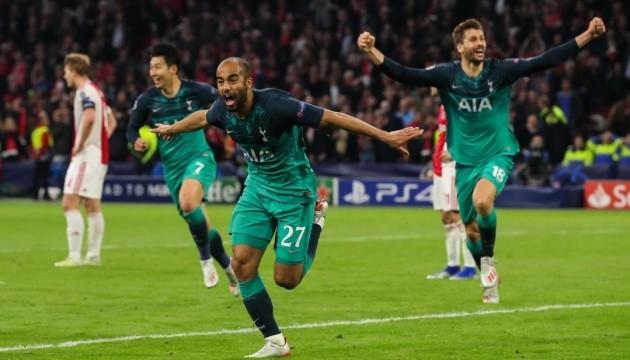 «Тоттенхэм» прошел «Аякс» и стал вторым финалистом Лиги чемпионов