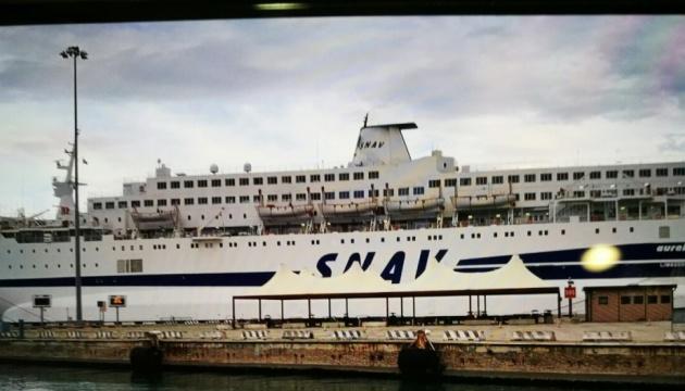 В Адриатическом море отказали моторы у судна с 250 пассажирами на борту