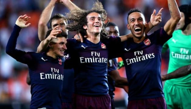 «Арсенал» и «Челси» вышли в финал Лиги Европы
