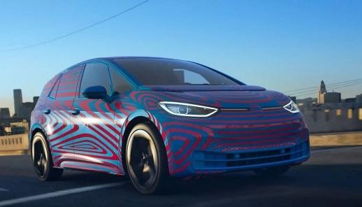 Volkswagen відкрила збір передзамовлень на електрокар ID.3