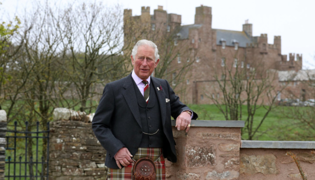 Британський принц відкриває в Шотландії готель