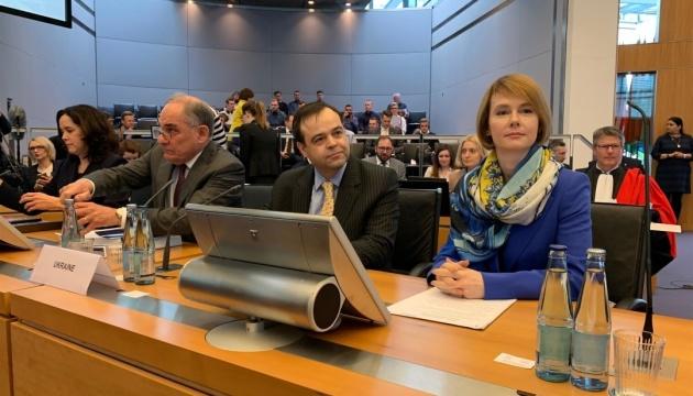 Zerkal asks ITLOS to take measures that will make Russia return Ukrainian seamen