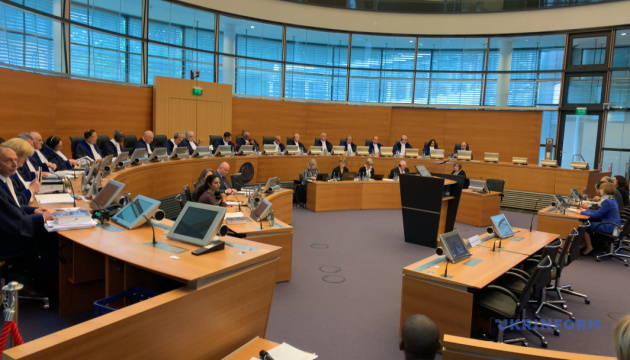 ITLOS starts hearing on Ukraine's lawsuit against Russia