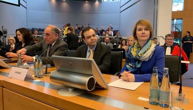 Ukraine besteht im Seegerichtshof auf Maßnahmen gegen Russland für Freilassung der Seeleute