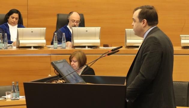 Трибунал щодо агресії на Азові: міжнародний адвокат розгромив аргументи РФ
