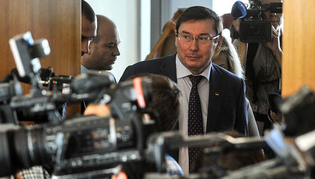 Луценко назвав чотири типи порушень на виборах, які необхідно розслідувати