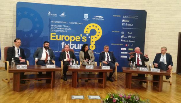 У Кабміні закликають ЄС до санкцій проти компаній, що експлуатують Керченський міст