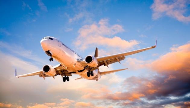 Пунктуальность украинских авиакомпаний в августе достигла 84%