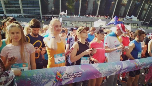 В столице стартовал Kyiv Euro Marathon