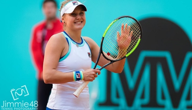 Рейтинг WTA: Світоліна зберегла шосте місце, Козлова піднялася на 19 позицій