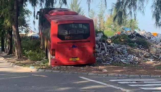 На Мальдівах автобус на смерть збив українку — ЗМІ