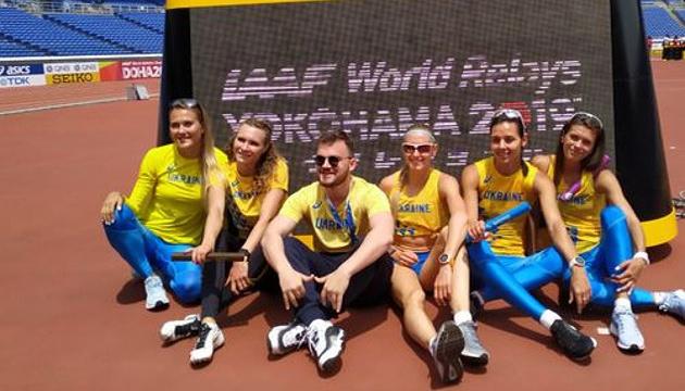 Україна втратила місце у фіналі Всесвітніх естафет ІААФ через дискваліфікацію