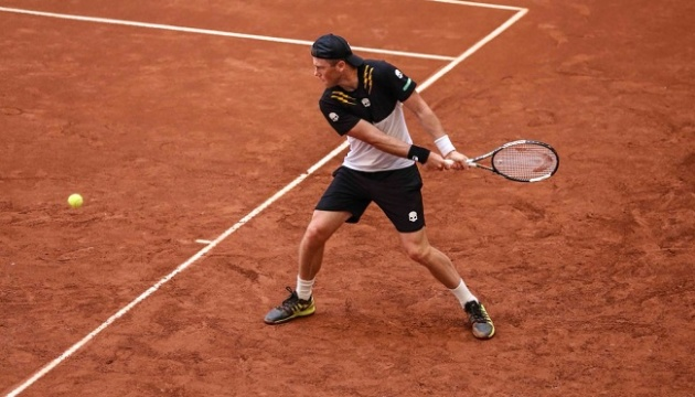 Теніс: Марченко програв на старті турніру АТР серії Challenger в Узбекистані