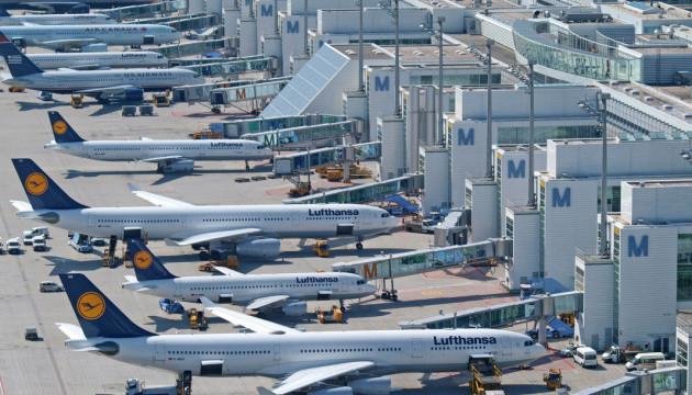Аеропорт Мюнхена першим у Німеччині виправив Kiev на Kyiv