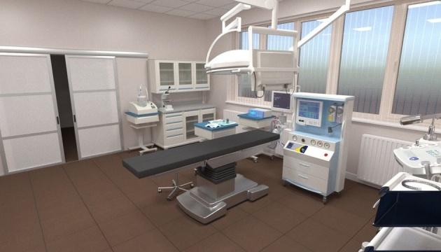 У Мелітополі створюють лікарню інтенсивних методів лікування