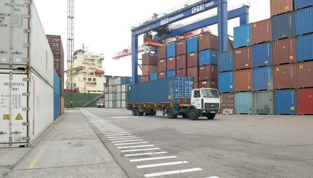 Морпорты Украины в этом году увеличили перевалку грузов на 12% - АМПУ