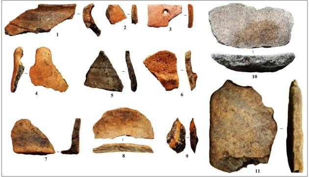 Археологи знайшли під Житомиром артефакти Трипілля