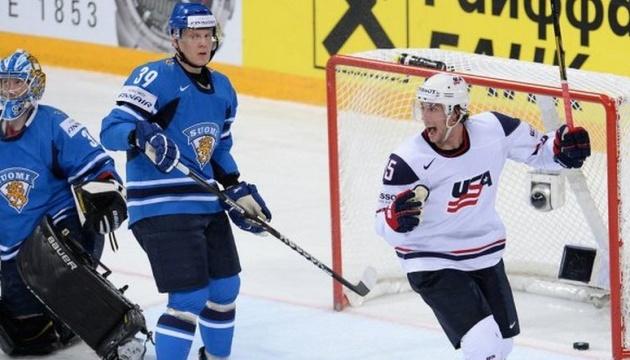 Чемпіонат світу з хокею: американці обіграли фінів, росіяни - чехів