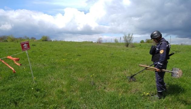 Demining activities near Stanytsia Luhanska ongoing - OSCE