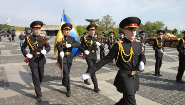 Київські кадети зможуть їздити у громадському транспорті безкоштовно