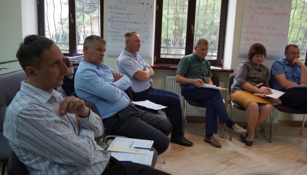 У Львівському ЦРМС провели семінар для голів тергромад з трьох областей