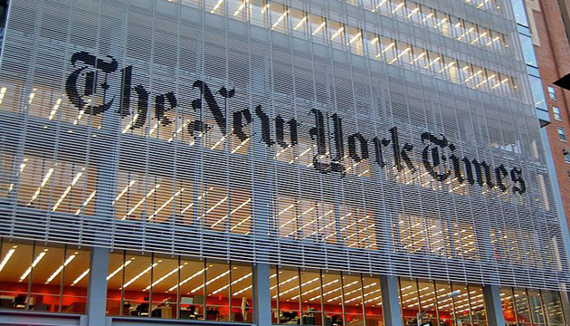 The New York Times после скандала прекращает публикацию карикатур